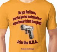 Violent Thoughts... Unisex T-Shirt