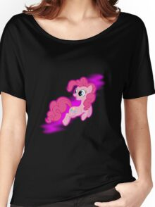 Pinkie Glow Women's Relaxed Fit T-Shirt