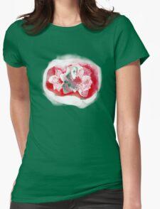 Red Flower     TEESHIRT/BABY GROW/STICKER T-Shirt