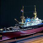 'Zwarte Zee' salvage tug 2 ........!  by Roy  Massicks