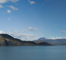 Paine landscape by Kenji Ashman