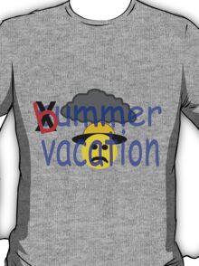 Bummer Vacation T-Shirt