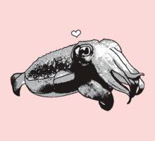 Cuttlefish Kids Clothes