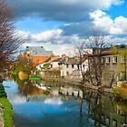 Grand Canal Dublin by Andrés Hurtado