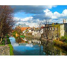 Grand Canal Dublin Photographic Print