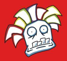 Retro Tiki Mask Kids Clothes