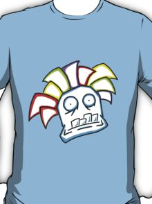 Retro Tiki Mask T-Shirt