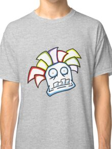 Retro Tiki Mask Classic T-Shirt