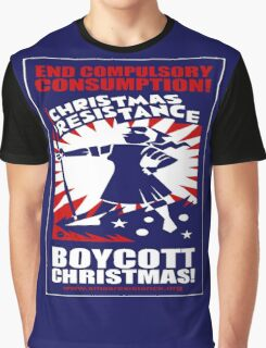 Christmas Resistance Graphic T-Shirt