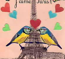 J'aime Paris by Pascal Inard
