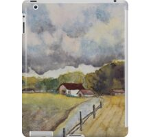THE MATERIAL OF LIFE- Autumn Countryside iPad Case/Skin