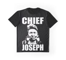 Chief Joseph Graphic T-Shirt