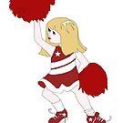 Cheerleader by redqueenself