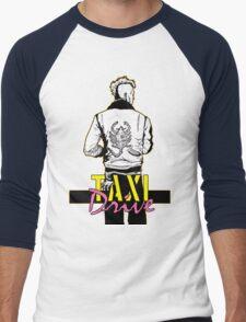 Taxi Drive Men's Baseball ¾ T-Shirt