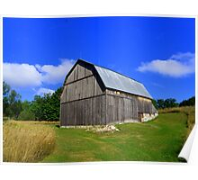 Barns & Buildings 3 Poster
