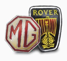 MG Rover Logo by Simon Kelshaw