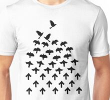 Crows and Arrows Unisex T-Shirt