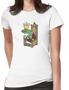 The Lizard King Womens Fitted T-Shirt
