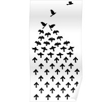 Crows and Arrows Poster