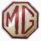 MG Logo by Simon Kelshaw