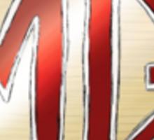 MG Logo Sticker