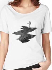 Space Diving Women's Relaxed Fit T-Shirt
