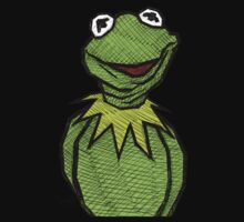 Kermit the Frog One Piece - Long Sleeve