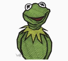 Kermit the Frog Kids Tee