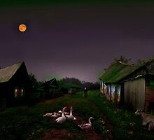 Full Moon by Igor Zenin