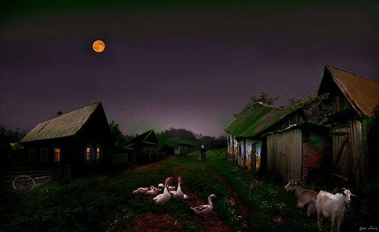Full Moon by Igor Zenin