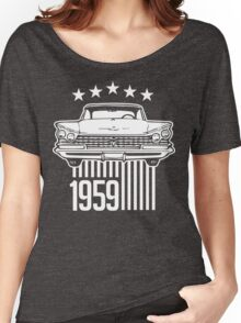 1959 Buick illustration Women's Relaxed Fit T-Shirt