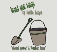 Shovel Guitar / Bucket Drum by HogTownProject