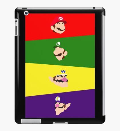 M. L. W. W. iPad Case/Skin