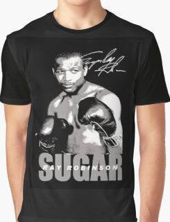 sugar ray robinson Graphic T-Shirt
