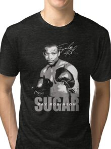 sugar ray robinson Tri-blend T-Shirt