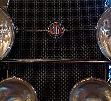 Vintage Cadillac by Mark  Spowart