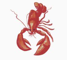 Lobster Rock Baby Tee