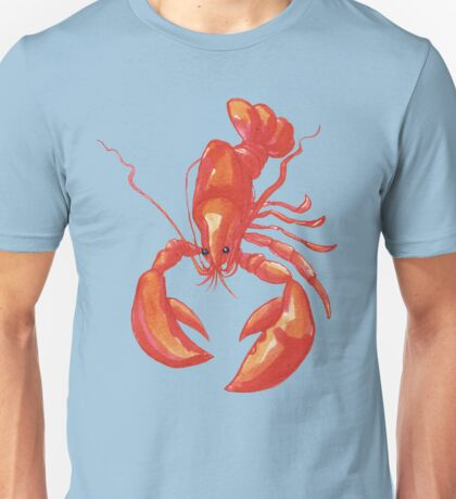 Lobster Rock Unisex T-Shirt