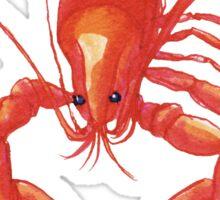 Lobster Rock Sticker