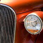 Plymouth Roadster by Mark  Spowart