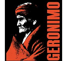 GERONIMO-APACHE 2 Photographic Print