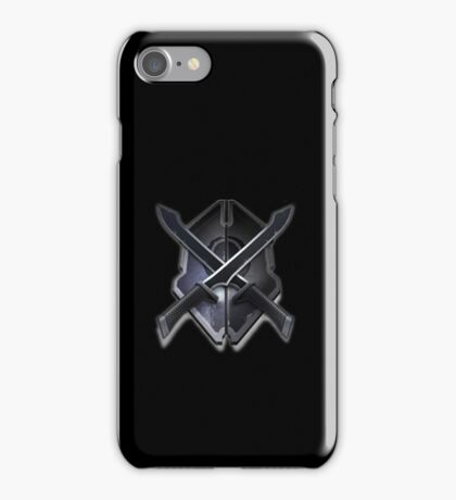 Halo: Herioc Difficulty iPhone Case/Skin