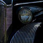 Vintage car by Mark  Spowart