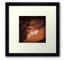 WOMAN..SENSUOUS WOMAN APPAREL..PILLOW-JOURNAL-TOTE BAG-TEE SHIRTS ECT. Framed Print