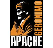 GERONIMO-APACHE Photographic Print