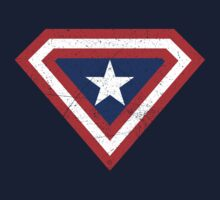 Supercaptain (Vintage Edition) Kids Clothes