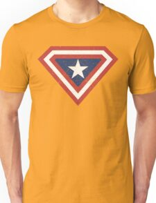 Supercaptain (Vintage Edition) Unisex T-Shirt