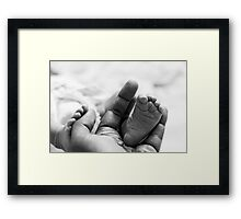 The Creator Framed Print