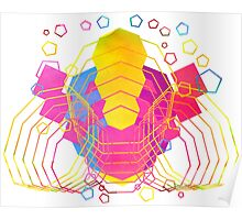 Retro-Vector Abstracts Poster