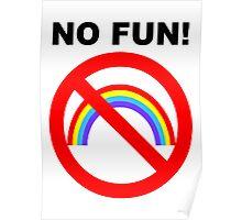 NO FUN Poster